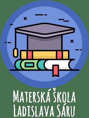 Materská škola L. Sáru č. 3, Bratislava Logo